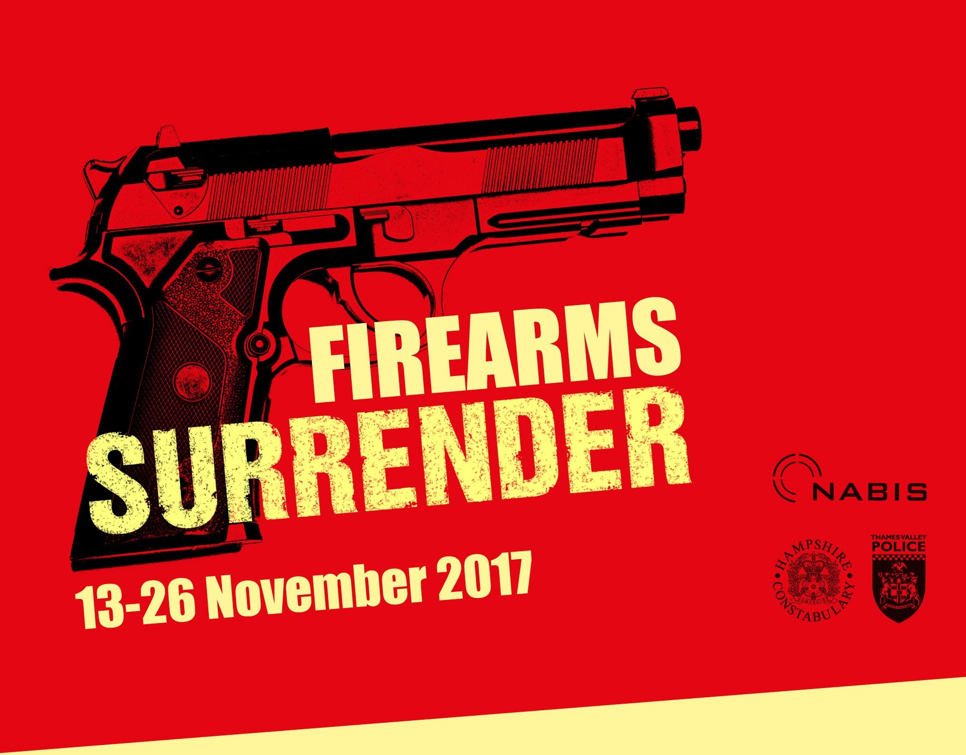Firearms Surrender